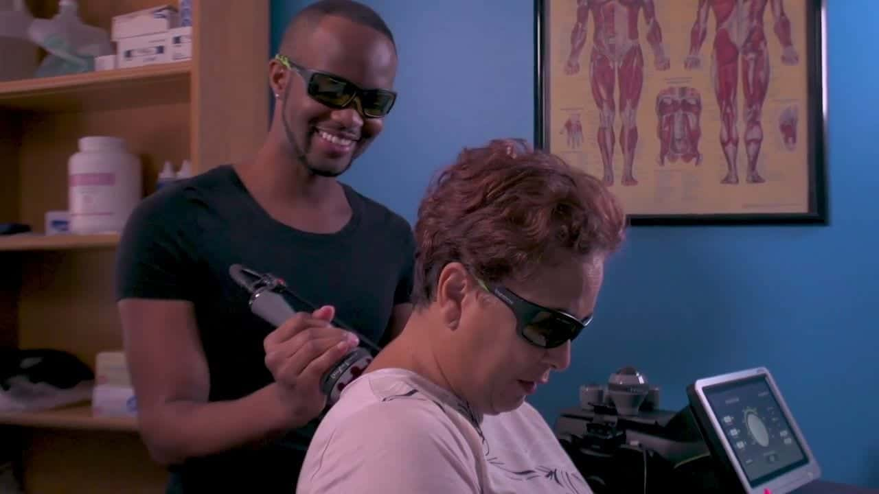 Laser Therapy | Connecticut Disc and Laser Therapy Centers | Dr. James Dalfino